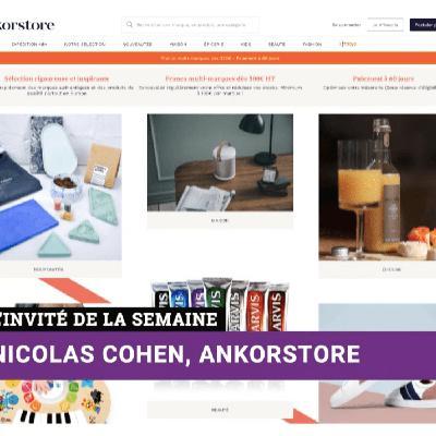 Business Club de France TV S2021 E52 N. Cohen  - Ankostore
