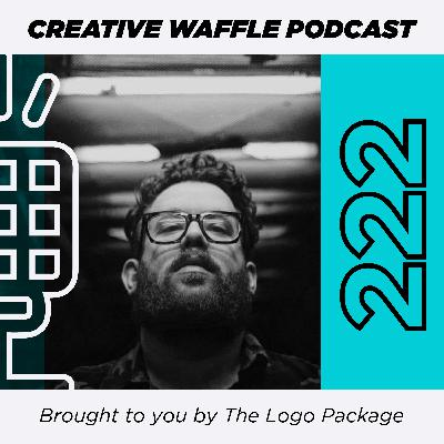 Illustrations, Film, Football and North Korea - Yoni Weisberg - Ep. 222 Creative Waffle