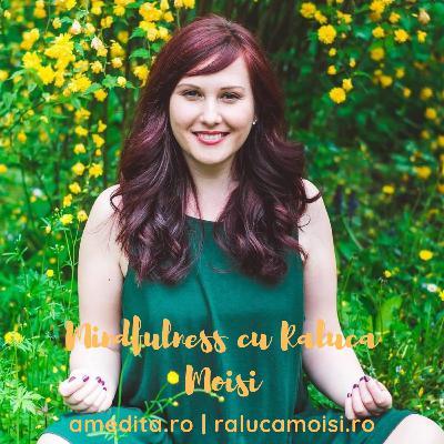 Meditație #12 - Mindfulness cu Raluca Moisi