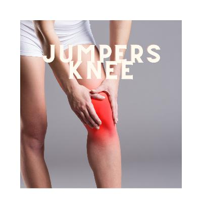 Jumpers knee AKA patellar tendonitis