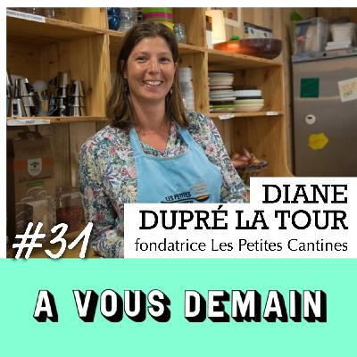 #31 l Diane Dupré la Tour : pour lutter contre la solitude, elle ouvre des cantines de quartier
