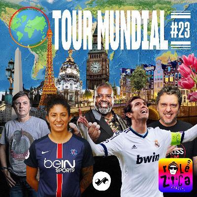 Rolê Zica: tour mundial sem sair do lugar II