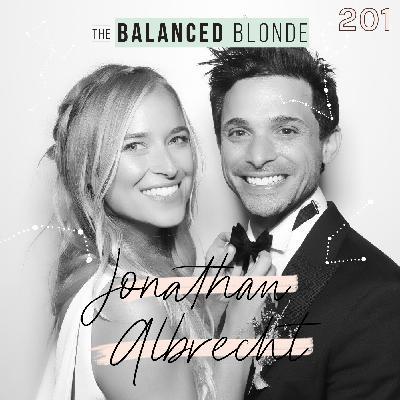Ep 201 ft. Jonathan Albrecht: Celebration Episode! How Jordan Became Jordan- My Husband Interviews ME