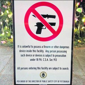 Pittsburg Breaks The Law to Enact Gun Control