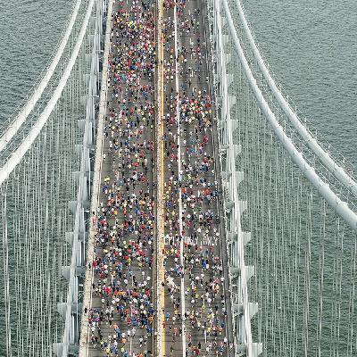 ATR - Imagina que corres... la Maratón de Nueva York