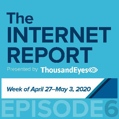 Ep. 6: Cloudflare Calls on ISPs to Take BGP Security Seriously; Plus Virgin Media Has Outage Deja Vu (Week of April 27-May 3)