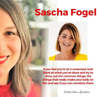 Build a career on strengths and if you cannot find a job, create one: with Sascha Fogel