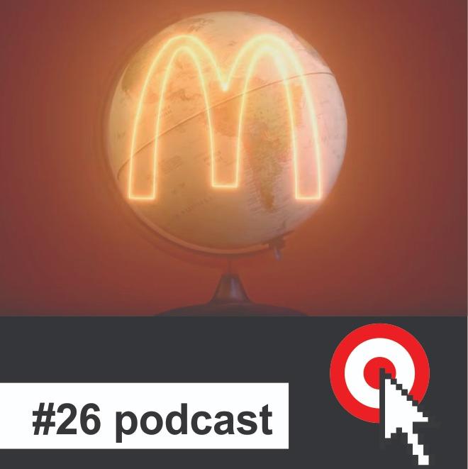 Podcast #26 McDonald's abre sua cozinha para mostrar a origem dos seus alimentos