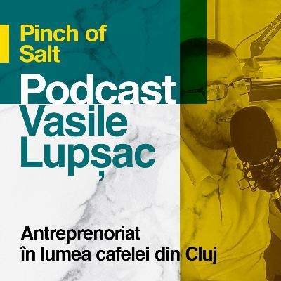 Sezonul 2   Ep. 4   Antreprenoriat în lumea cafelei cu Vasile Lupșac