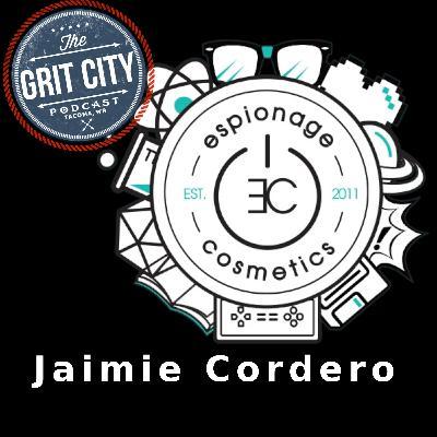 Jaimie Cordero from Espionage Cosmetics