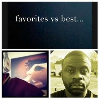 favorites vs best with eclectik