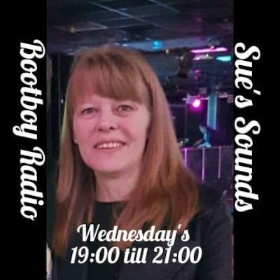 Episode 920: Sue's Sounds With Sue West [Theme Morning] On bootboyradio.net