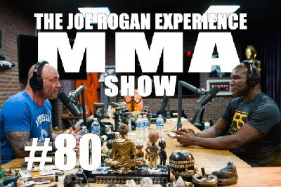 JRE MMA Show #80 with Evander Holyfield