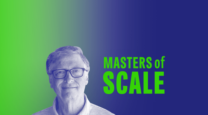 Bill Gates — How to accelerate history