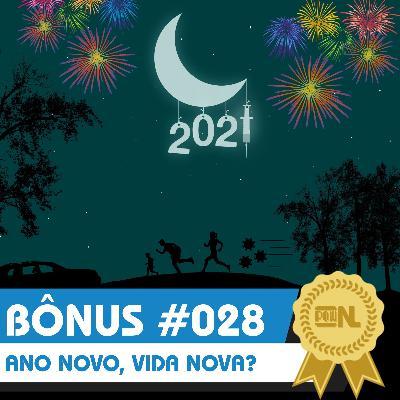 """Nintendo POWdcast Bônus #028 – Aquele do """"Ano Novo, Vida Nova?"""""""