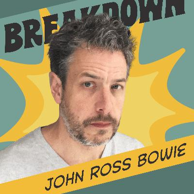 Angry Young Man Finds Sobriety with John Ross Bowie