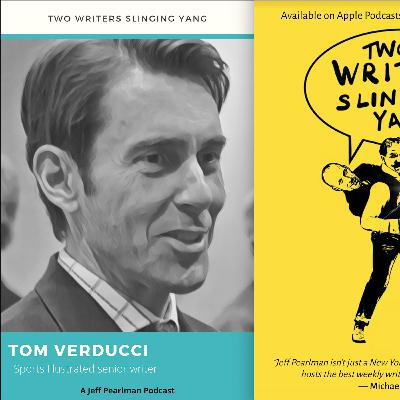 Tom Verducci: Sports Illustrated senior writer