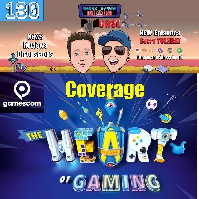 Gamescon 2020 Coverage