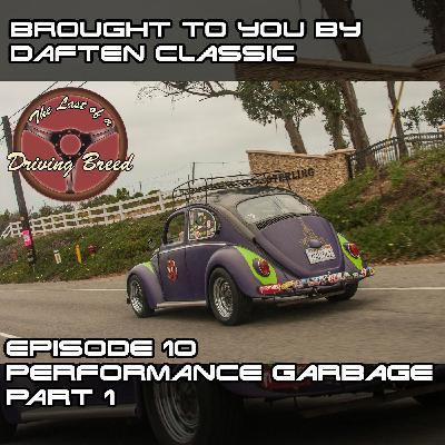 Performance Garbage, Part 1 [Markos Markakis]