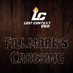 Prologue pt. 1 of Fillmore's Crossing | The Adventure Begins