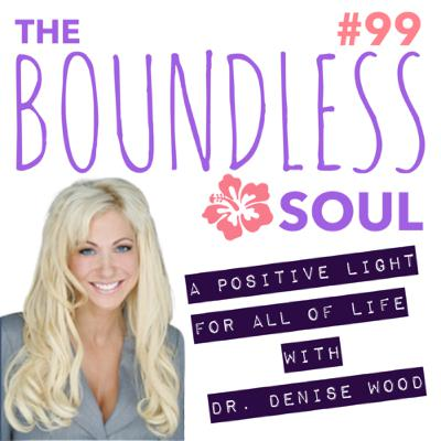 How a Psychotherapist Stays Positive with Dr. Denise Wood