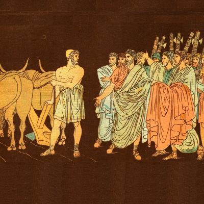 008- Roma'da İşler Karışıyor, Cincinnatus Cumhuriyeti Kurtarıyor