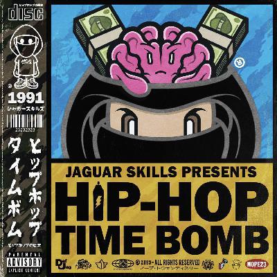 Jaguar Skills Hip-Hop Time Bomb : 1991