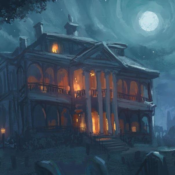 "Episode 12: ""The Magnificent Mansion"" | ""قسمت 12: ""عمارت مجلل"