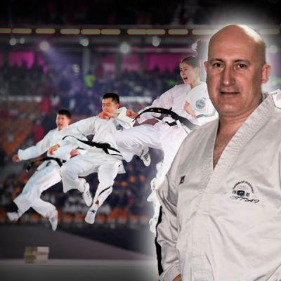 801 | Tkd Tradicional vs. Olímpico con... ¡MARIO PONS!