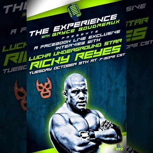 RICKY REYES INTERVIEW // The Experience With Bryce Boudreaux