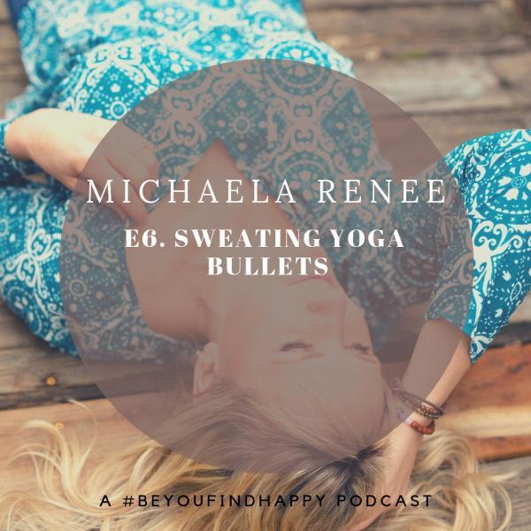 E6 Sweating Yoga Bullets
