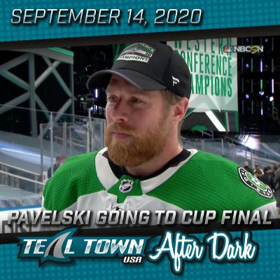 Pavelski Going to the Cup Final! - 9-14-2020 - Teal Town USA After Dark (Postgame)