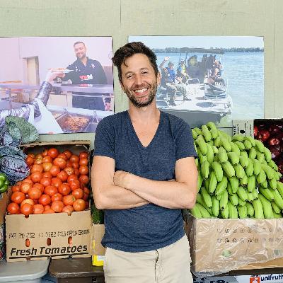 Episode 4: Matt Noble and the Toronto Vegetarian Food Bank