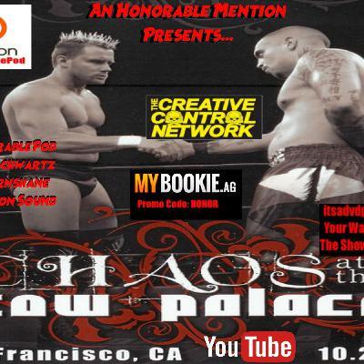Episode 86: Chaos at the Cow Palace