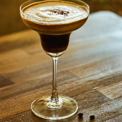 2. The Espresso Martini Episode ... Why Choose Between Coffee and Alcohol At The Moment?