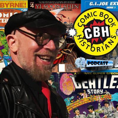 David Anthony Kraft: Comic Writer and Publisher Part 2 with Alex Grand & Jim Thompson