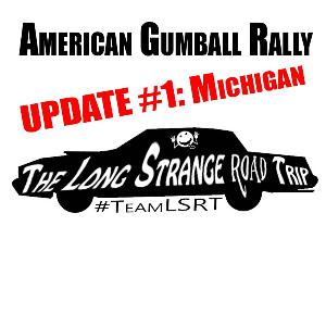 American Gumball Rally Update #1