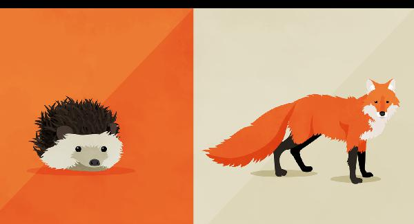 The Fox And The Hedgehog
