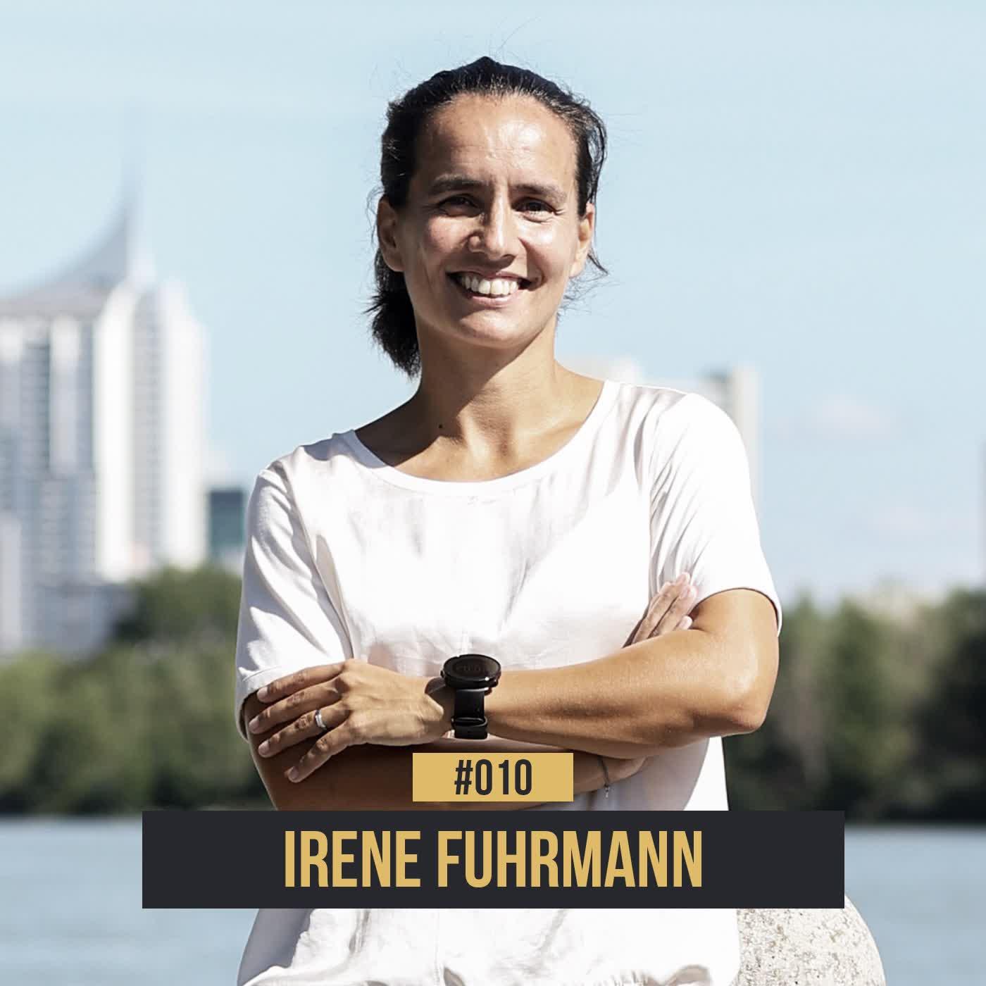 #010 Irene Fuhrmann: Österreichs Frauenfußball-Vorreiterin