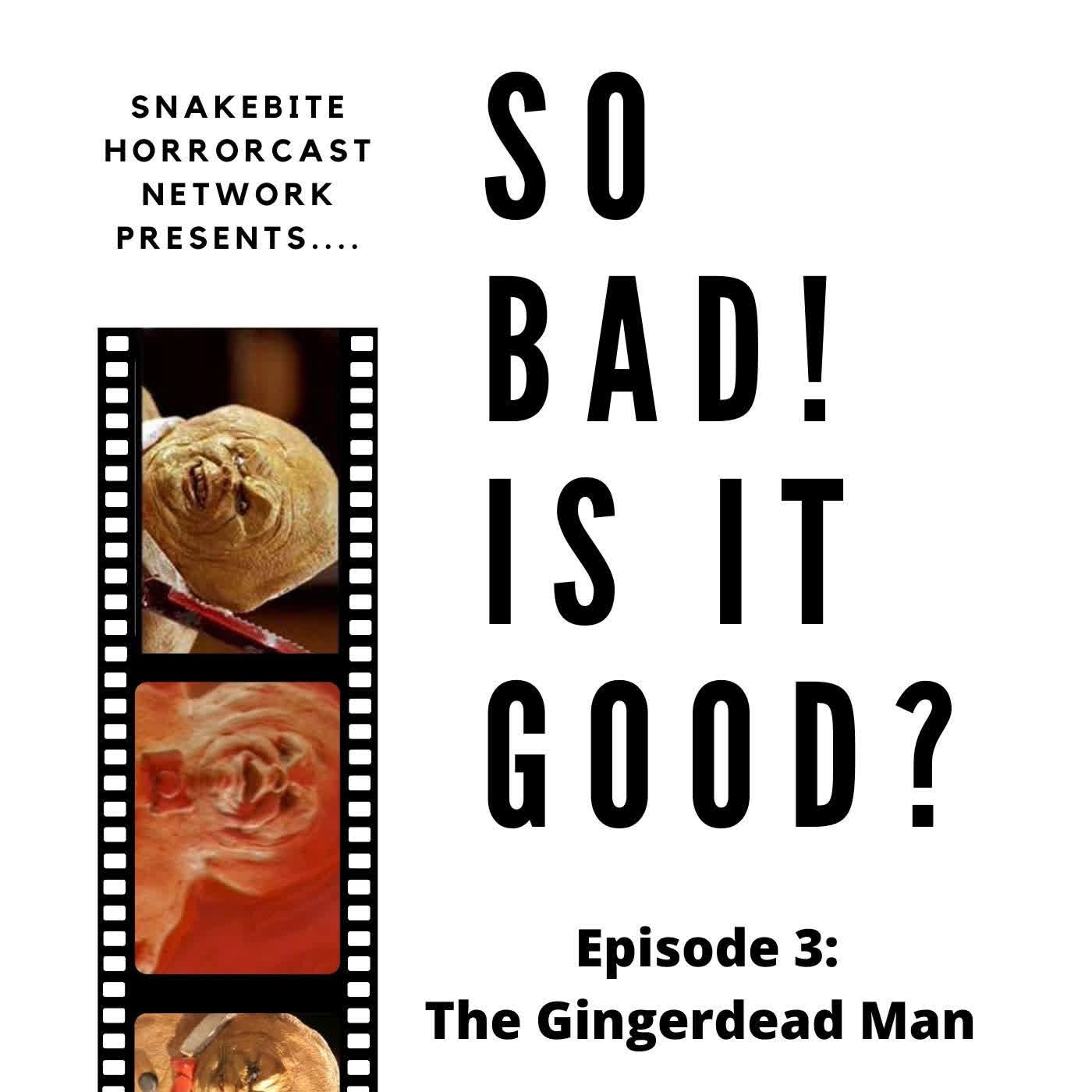 SO BAD! IS IT GOOD? - EP 3 - THE GINGERDEAD MAN