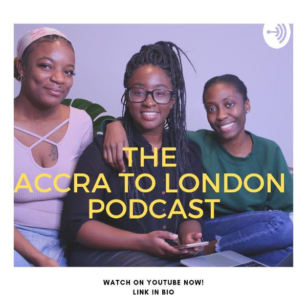 S2E2. #ACCtoLDN - 'And the winner is...' - Akua Ohenewaa Anim, Miss Ghana UK 2018, joins us for a chitchat