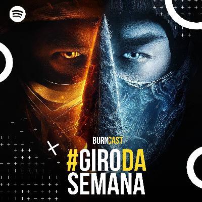 GIRO DA SEMANA #33: Cruella, Liz no CBLOL Academy, Mortal Kombat e HBO Max no Brasil