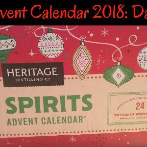 Spirits Advent Calendar announcement