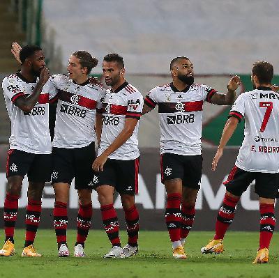 GE Flamengo #83 - Rodízio fica mais saboroso, e time mira liderança às vésperas da Libertadores