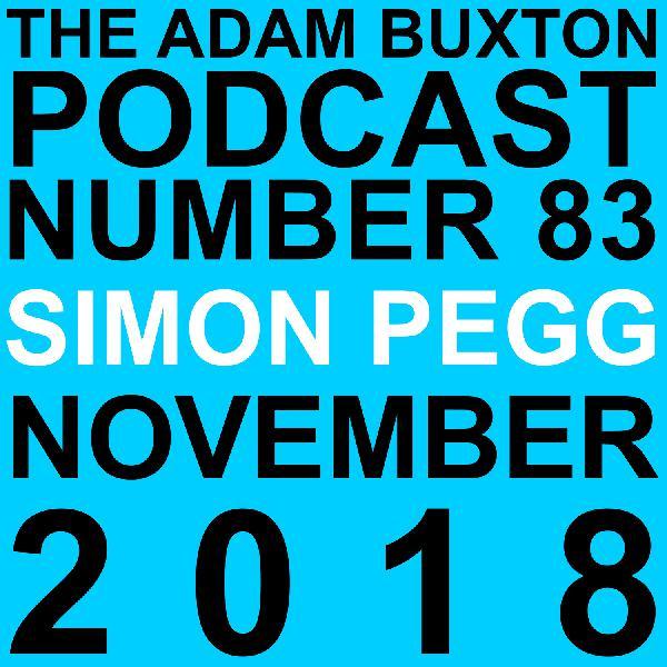 EP.83 - SIMON PEGG