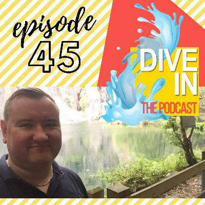 """Episode 45: """"I Stand On The Shoulder Of Giants"""" with guest Stephan Wheelan of DeeperBlue.com"""