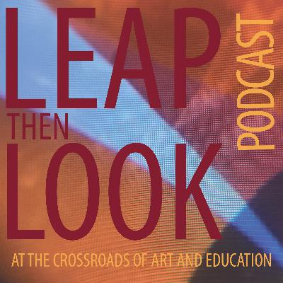 Leap Then Look Podcast: Natalie Zervou-Kerruish
