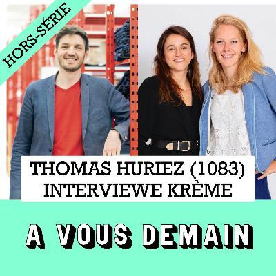 Hors-série l Thomas Huriez (1083) interviewe Krème !