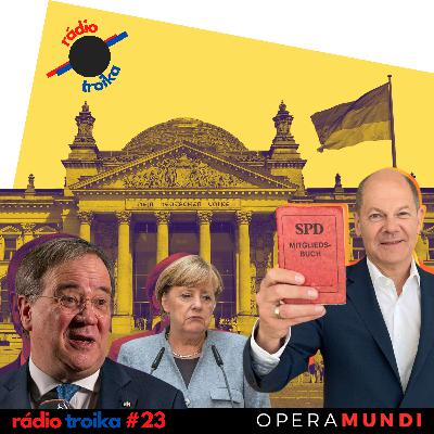 #23 - A volta dos que não foram: SPD sai na frente na disputa pelo poder na Alemanha