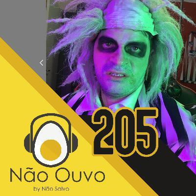 Não Ouvo #205 - Halloween da Malha Fina